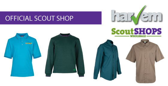 Harvem Official Scout Unifrom Supplier