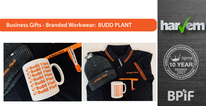 Bristol Business Gifts Budd Plant